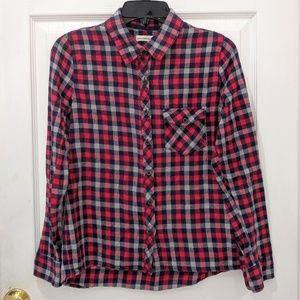 Check & Stripe Checked Plaid Flannel